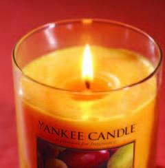 Yankee Candle Kerzen flamme